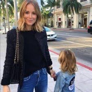 Anine Bing tweed blazer